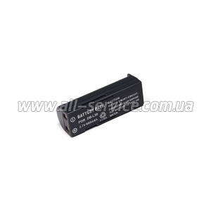 Аккумулятор FOR Sanyo DB-L30 (NP-700) 3.7V 660mA D.grey