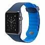Ремешок BELKIN Sport Band for Apple Watch 38mm Blue (F8W729btC02)
