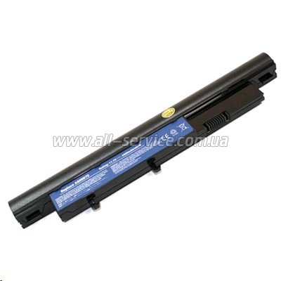 Аккумулятор Acer Aspire 3810T 5810T / 11.1V 5600mAh (63Wh) BLACK ORIG (Model: AS09D36)