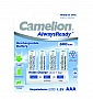 Аккумулятор CAMELION R 03/4bl 600 mAh Ni-MH Always Ready (NH-AAA600АRBP4) ЦЕНА ЗА ШТУКУ!