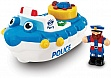 Игрушка WOW TOYS Police Boat Perry Полицейская лодка (10347)