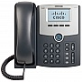 IP-телефон Cisco SB 1 Line IP Phone With Display, PoE, PC Port (SPA502G)